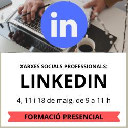 XARXES SOCIALS PROFESSIONALS: LINKEDIN